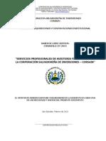 ConsultaDocumentos Para Contrato