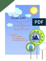 Laporan STUDEK-Teknik Industri UMB Tahun 2010, di PT.Djojonegoro C-1000 (YOU C 1000). PT.Amerta Indah Otsuka (P0cari Sweat),Jawa Barat,Bandung.