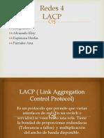 LACP ( Link Aggregation Control Protocol)