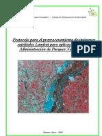 Parques Protocolo Landsat