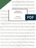 Instalacion Active Directory