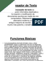 Elaboracion de Textosarc