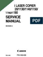 CLC1100 SERVICE MANUAL