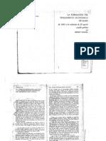 Ernst Mandel - La Formacion de lo Económico de Marx