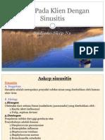 Askep Sinusitis