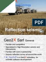 Geo2x Reflection Seismic