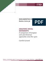 Goirand(2009) Analizing Social Mouvements Am Lat