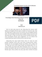 Perbandingan Sistem Pemerintahan Indonesia Orde Baru Dan Era Reformasi
