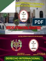 El Derecho de La Guerra (DIH-DICA DDG)