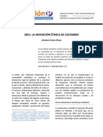 1821_La invención étnica de Colombia