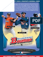 Bowman Draft Picks & Prospects 2013 - HOBBY