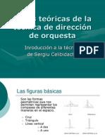 Bases Teoricas de La Tecnica de Direccion De