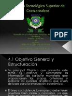 Unidad 4 Estudio Financiero Salvador