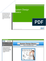 System Design Basics by Pelco