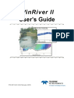 Manual de Software River II v1.1