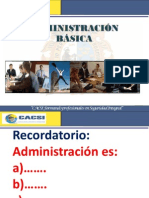 Administracion Basica -Cap- 2