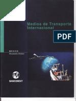 Medios de Transporte Internacional
