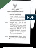 Pma 1-2008 Perubahan Atas Pma 15-2006 Ttg Pendaftaran Haji