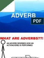 English Adverb