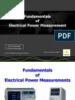 Fundamentals of Power Measurement 111412(1)