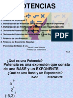 P0001 File Potencias