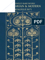 catalog rare books