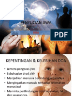 Penyucian Jiwa - Doa