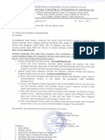 Info RBOS Beasiswa 2013