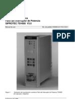 7SV600 Manual Sp