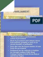 14. Parliament
