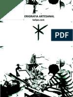 Manual Serigrafia Artesanal