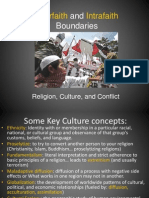 Religion Culture and Conflict