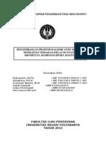 Laporan Program Ppm Sidomulyo