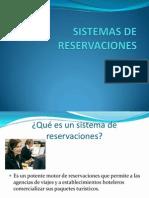 Sistemas de Reservaciones