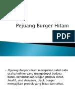 Pejuang Burger Hitam