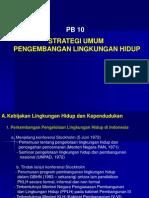 Pb 10 Strategi Umum