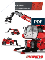 Manitou MRT Privilege Plus (IT)