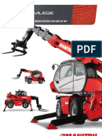 Manitou MRT Privilege Plus (ES)