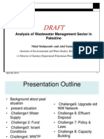 Analysis of Wastewater