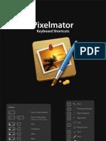 Pixelmator Shortcuts