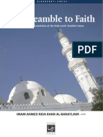 The Preamble to Faith (Tamhid'e Iman) [English]