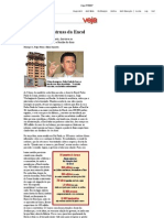 A Usina de Falcatruas Da Encol - Arquivo Veja 27-08-97