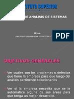analisis de una empresa