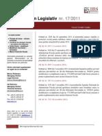 Buletin Legislativ Nr. 17_2011