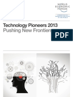 WEF TP PushingNewFrontiers Report 2013