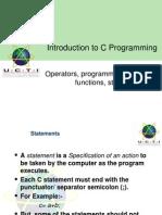 05 Operators, Structure