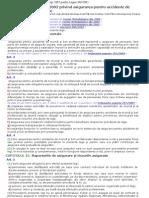 Lege 346 Din 2002 Asigurararea Ptaccidente de Munca Si Boli Profesionale