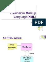 Web Technology - XML