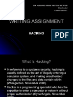 Hacking Presentation Form 4