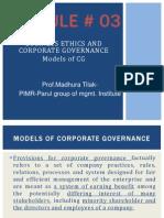 model of CG